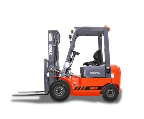 維麥科斯1.5噸內燃平衡柴油叉車CPCD15
