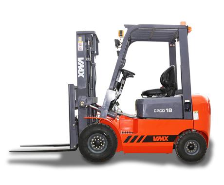 維麥科斯1.8噸內燃平衡柴油叉車CPCD18