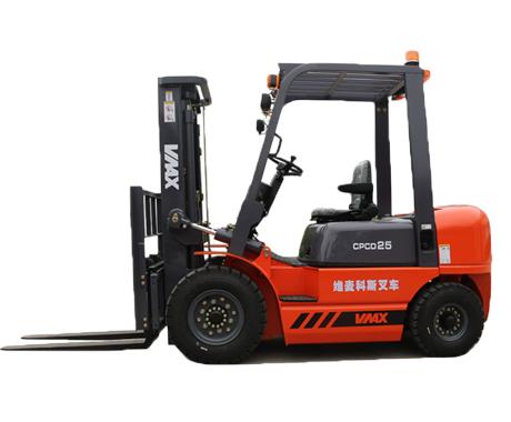 維麥科斯2.5噸內燃平衡柴油叉車CPCD25