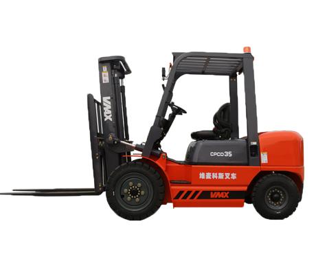 維麥科斯3.5噸內燃平衡柴油叉車CPCD35