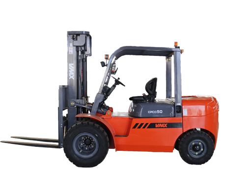 維麥科斯5噸內燃平衡柴油叉車CPCD50