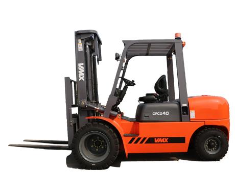 維麥科斯4噸內燃平衡柴油叉車CPCD40
