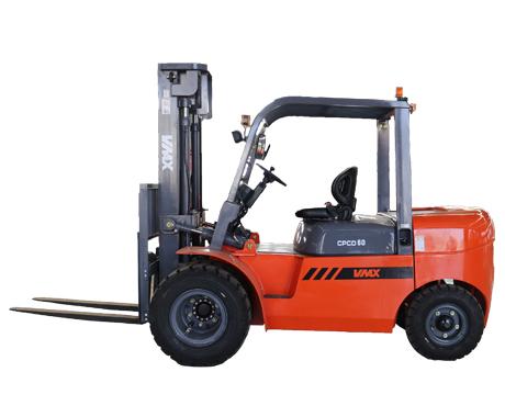 維麥科斯6噸內燃平衡柴油叉車CPCD60