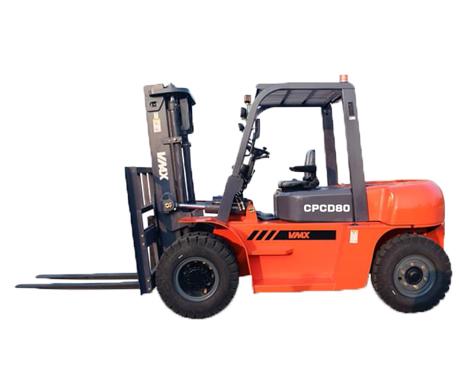 維麥科斯8噸內燃平衡柴油叉車CPCD80