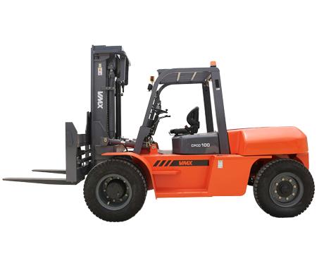 維麥科斯10噸內燃平衡柴油叉車CPCD100